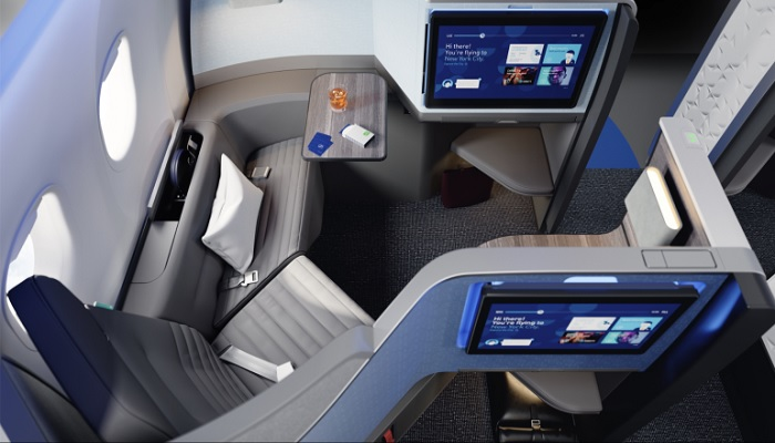 Does JetBlue have First-Class